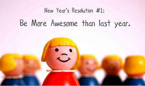 New year - more awesome