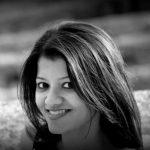 Deepa Rajagoplan, lady smiling